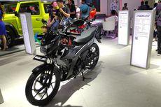 Suzuki Juga Tampilkan Sepeda Motor di Telkomsel IIMS 2019