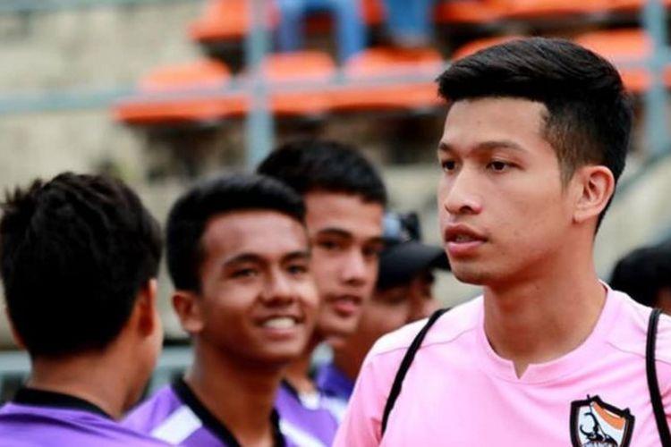 Wakil kapten Chiangrai United, Tanaboon Kesarat.