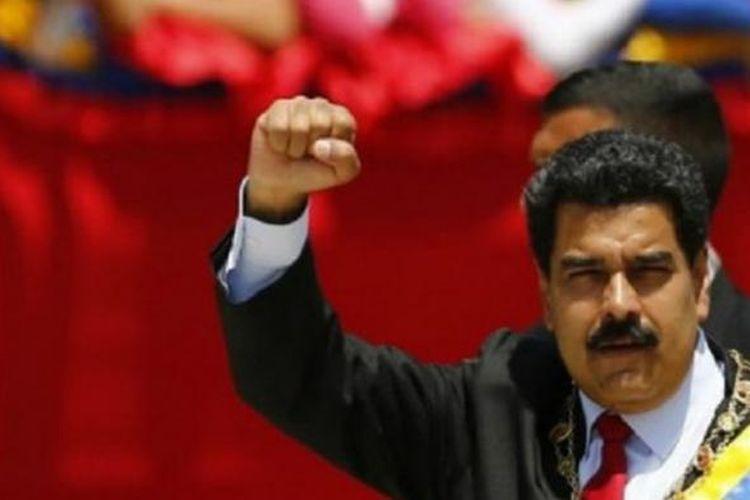 Presiden Nicolas Maduro