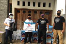Relawan KG Media Salurkan Donasi Konser Amal Didi Kempot