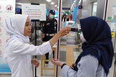 Penumpang Harap Pemeriksaan Suhu Badan Tak Hanya di Stasiun MRT Lebak Bulus
