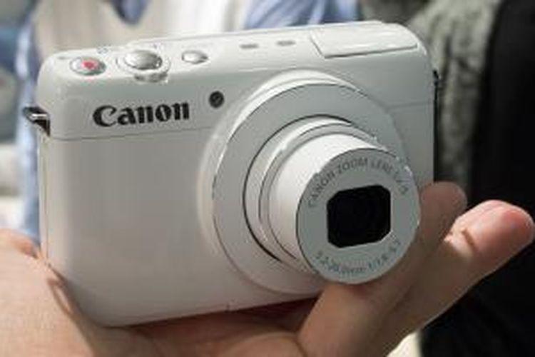 Kamera saku Canon PowerShot N100