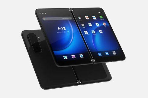Ponsel Android Lipat Microsoft Surface Duo 2 Meluncur, Harga Rp 21 Juta