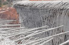 Polisi Selidiki Amblesnya Kontruksi Proyek Tol Depok-Antasari