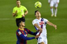 Sevilla Vs Barcelona, Koeman Lega Bek Mudanya Kembali dari Cedera