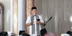 Safari Ramadhan, Iqbal Suhaeb Ajak Masyarakat Bangun Kota Makassar