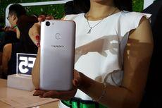 Oppo F5 Sumbang 35 Persen Total Penjualan