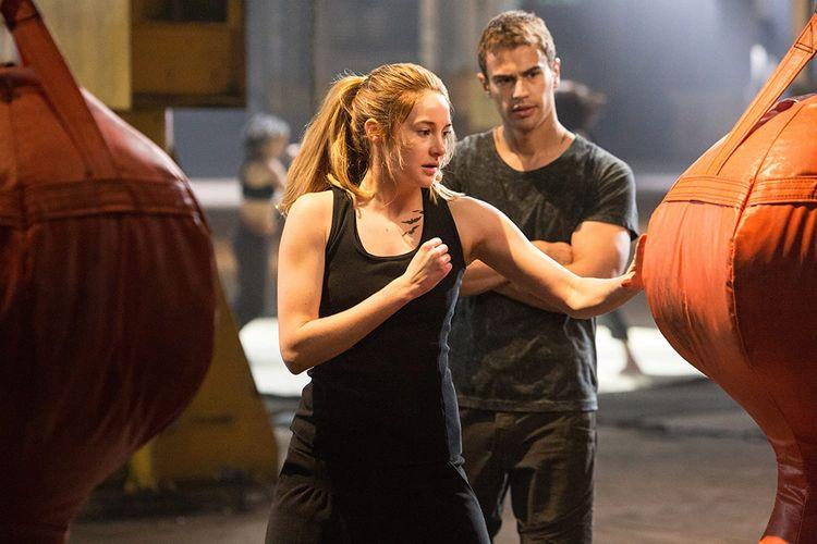 Sinopsis Film Divergent Saat Dunia Terbagi Dalam Lima Faksi