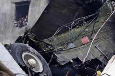 Ada Warga Sipil di Pesawat Hercules yang Jatuh di Medan