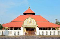 Masjid Gedhe Kauman Yogyakarta Siap Gelar Shalat Idul Fitri, Jumlah Jemaah Dibatasi