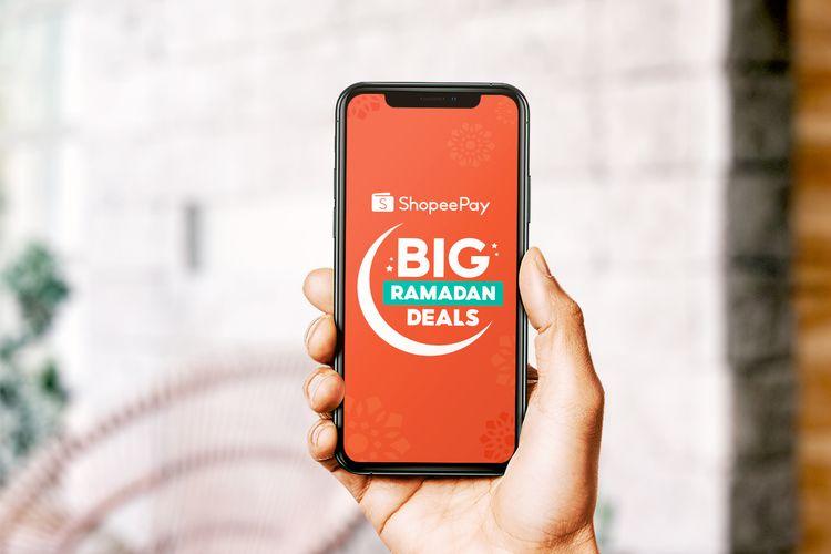 Ilustrasi ShopeePay Big Ramadan Deals 2021