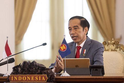 Di KTT ASEAN, Jokowi Sampaikan Pentingnya Akses Ekonomi Digital bagi UMKM