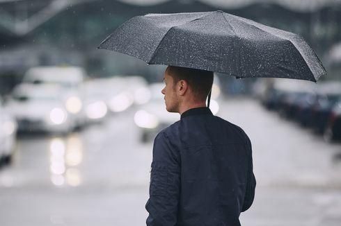 Prakiraan Cuaca BMKG: Sebagian Jabodetabek Kemungkinan Hujan