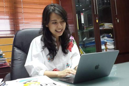Fakta Rektor Termuda Indonesia Risa Santoso, Pernah Jadi Staf Kepresidenan hingga Idolakan Sri Mulyani