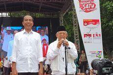 Rekapitulasi KPU: Jokowi-Ma'ruf Menang di Jakarta Pusat