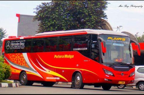 Mengenal Bodi Maxibus XHD yang Hanya Dimiliki PO Putera Mulya