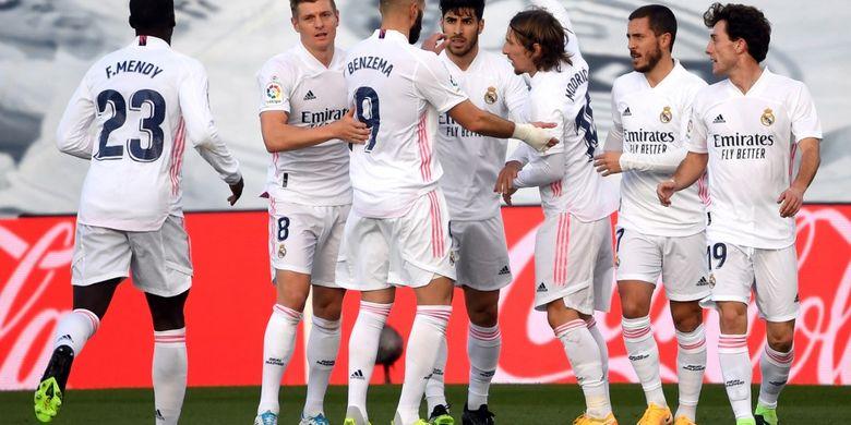 Wow! Jadwal Liga Spanyol: Benzema dkk Jamu Kelelawar Mestalla