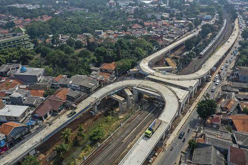 Uji Coba Tahap 2 Flyover Tanjung Barat dan Lenteng Agung 1-6 April 2021