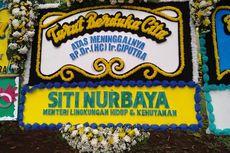 Karangan Bunga Berdatangan ke Rumah Duka Ciputra, dari Mantan Kapolri hingga Menteri