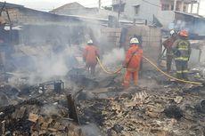 Kebakaran di Cengkareng Timur, Pemkot Sediakan Enam Tenda Pengungsian