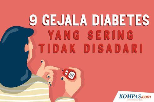 INFOGRAFIK: 9 Gejala Diabetes yang Kerap Tak Disadari