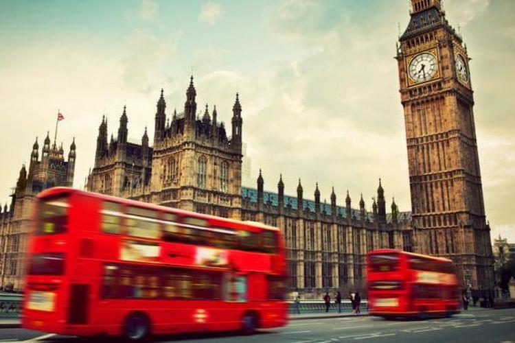 Menara Big Ben, Kota London