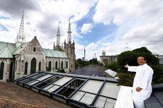 Gunakan Energi Surya, Gereja Katedral Jakarta Hemat Biaya Listrik 30 Persen