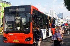 Hujan Tak Kunjung Reda, Transjakarta Alihkan 3 Rute