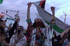 Ikut Aksi Dukung Palestina, Bella Hadid Dikritik Pemerintah Israel
