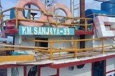 3 Hari Terombang-ambing di Laut, 13 ABK KM Sanjaya Ditemukan Selamat