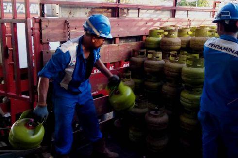 Konsumsi Elpiji dan BBM Naik Saat Ramadhan, Pertamina Tambah Pasokan untuk Sumut