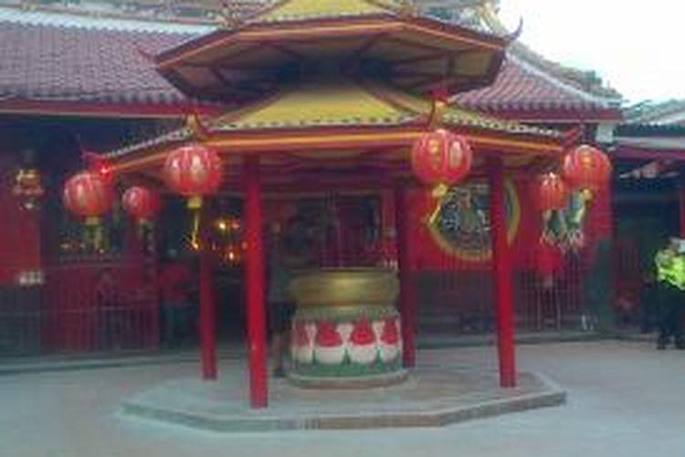 Vihara Dharma Bhakti di Petak Sembilan, Glodok, Jakarta Barat