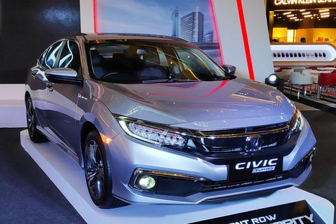 Kenapa Honda Civic Turbo Hanya Punya Satu Varian?