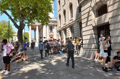 Harga Sewa Properti di Kota London Kembali Naik