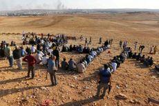 Pasukan Kurdi Suriah Usir ISIS dari Kota Kobani