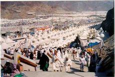 Update Haji 2020: Hari Ini Jemaah Wukuf di Arafah