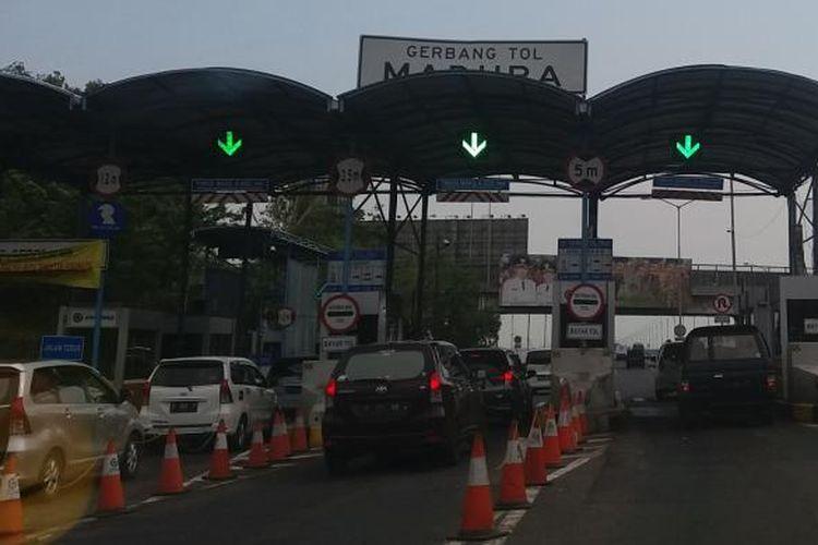 Tarif tol jembatan Suramadu belum turun walaupun Presiden sudah memutuskan penurunan tarif sampai 50 persen