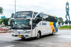 Bus AKAP DAMRI Pelari Cepat Jakarta-Surabaya, Tembus Kurang dari 9 Jam?