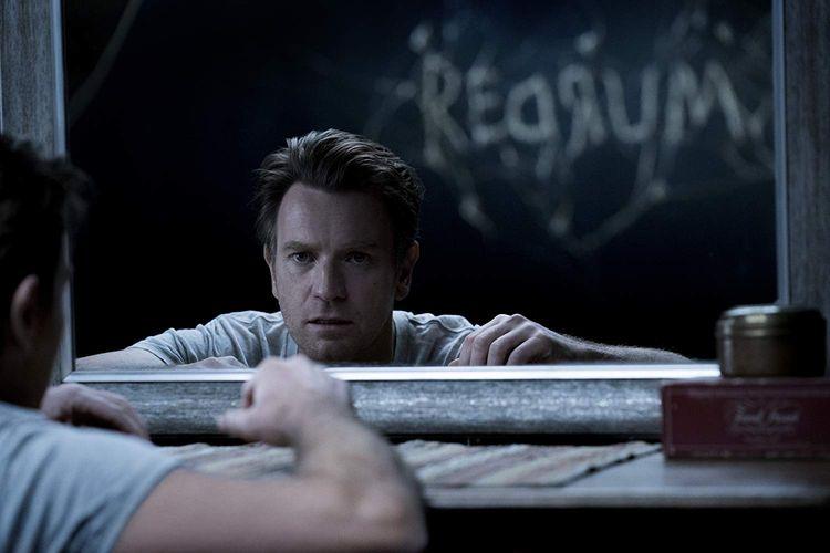 Aktor Ewan McGregor dalam film Doctor Sleep