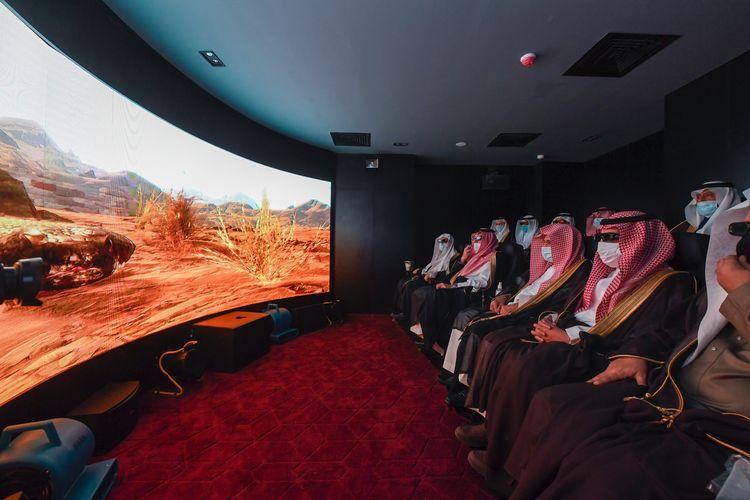 Melihat Kecanggihan Museum Baru Bertema Kehidupan Nabi Muhammad di Madinah