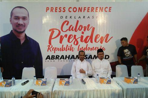 Abraham Samad: Kita Belum Bicarakan Soal Siapa Presiden dan Wakil Presiden