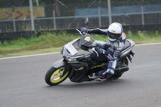 Alasan Yamaha Unggulkan Power to Weight Ratio pada All New Aerox 155