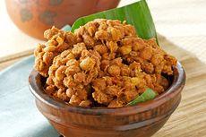 Resep Kue Gula Kacang Jahe, Jajanan Kering Jadul