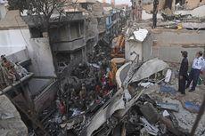 Kecelakaan Pesawat di Pakistan yang Tewaskan 97 Orang karena Pilot Bahas Covid-19