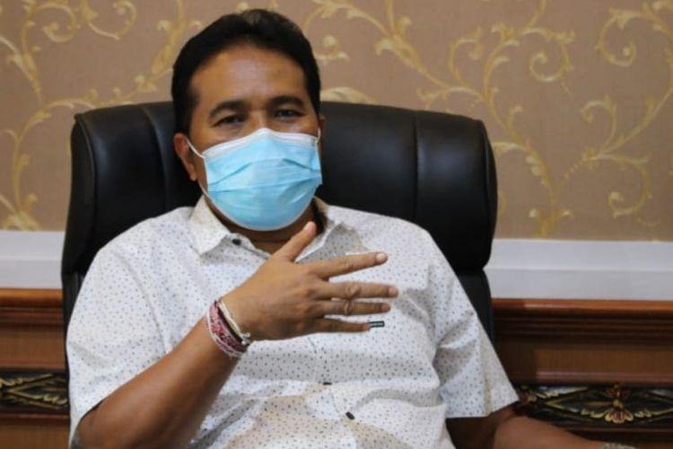 Juru Bicara Satgas Penanganan Covid-19 Kota Denpasar, I Dewa Gede Rai