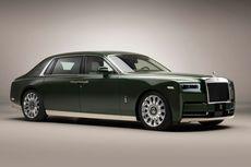 Hermes dan Rolls-Royce Sulap Phantom VIII Menjadi Supermewah