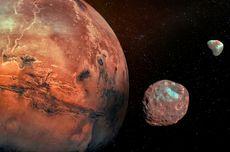 Alasan Sederhana Mars Tidak Cocok untuk Kehidupan, Perbedaan Ukuran