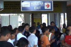 Dilarang Berjualan di Kereta, Pengasong Ricuh di Stasiun Klaten