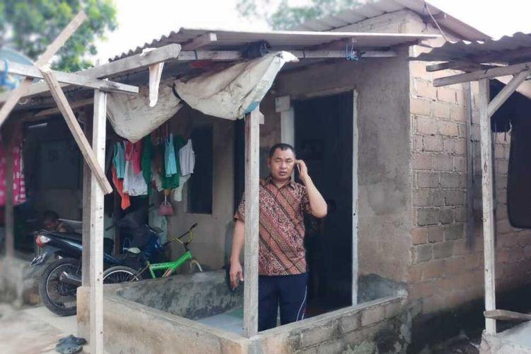 Foarota Ndruru (38), warga Baloi Kolam RT 005 RW 016 Baloi Kolam Kelurahan Sungai Panas Kecamatan Batam Kota, Batam, Kepulauan Riau (Kepri) perlahan bisa bernafas lega.