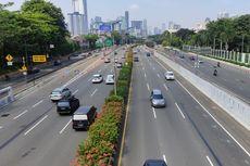 Volume Kendaraan di 3 Gerbang Tol Arah Jakarta Turun Saat PPKM Level 4